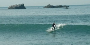 Go surfing on the Oregon coast from Portland PDX