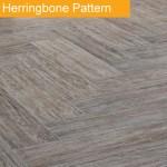 Herringbone Tile Pattern - Bathroom trend