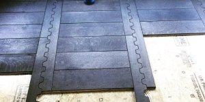 custom hardwood flooring that is crazy and artistic luxury