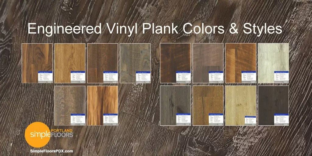 What S Engineered Vinyl Plank Wood Floor