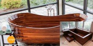 Wood Bathtubs
