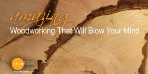 Some of the most amazing custom woodworking and hand carved pieces