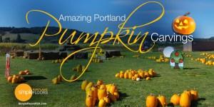 Amazing Portland, Oregon Pumpkin Carvings and Jackolantern art