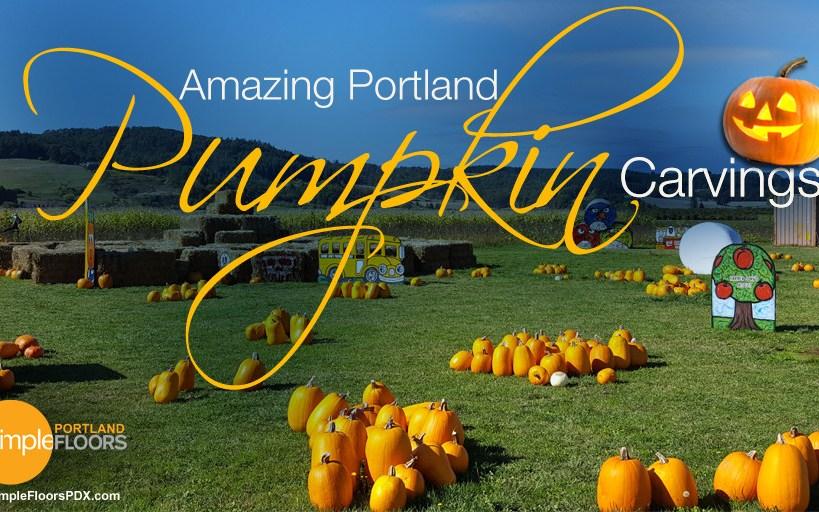 Amazing Portland Pumpkin Carvings