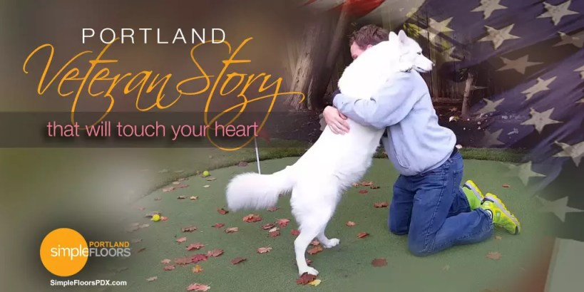 Portland Veteran Story Will Touch Your Heart