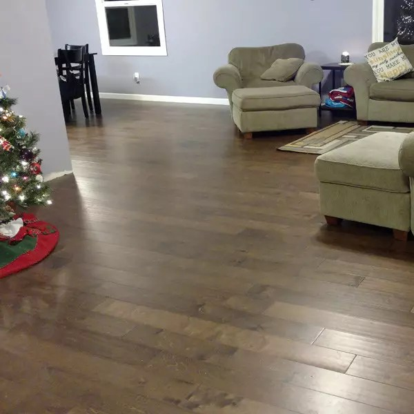 PDX Wood Flooring After