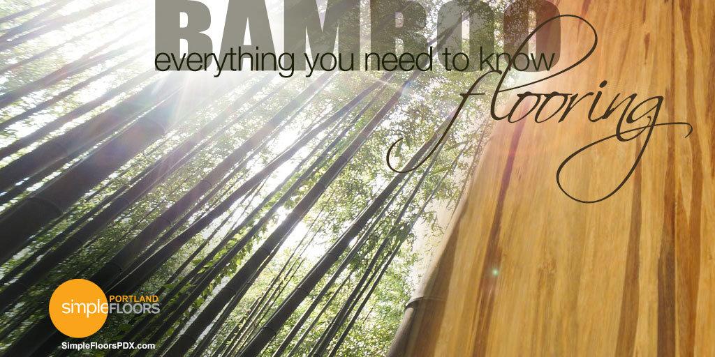 bamboo flooring Portland
