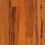 Strand-Woven Zebra Bamboo Flooring