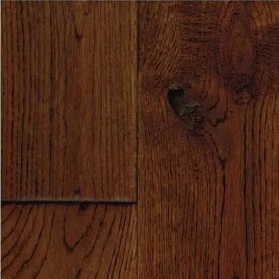 Butterscotch Handscraped Oak Solid Hardwood Flooring