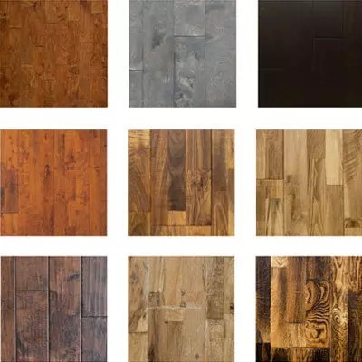 Thousands Of Flooring Options