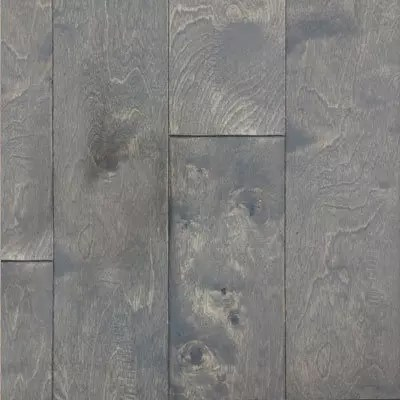 Grey Fox Handscraped Birch Engineered Wood Flooring Part 1