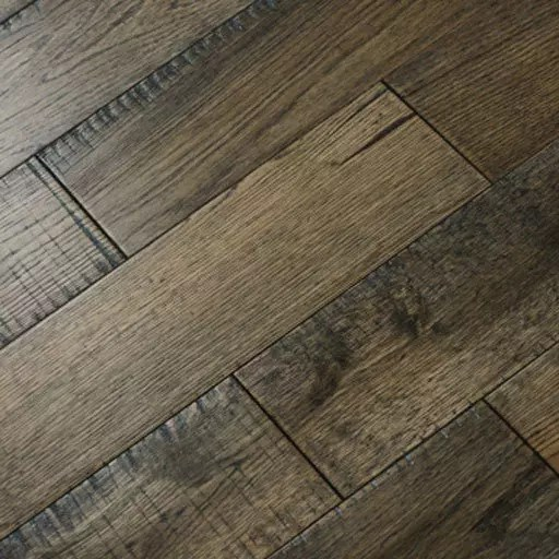 Merindah Handscraped Oak Solid Hardwood Floor Part 1
