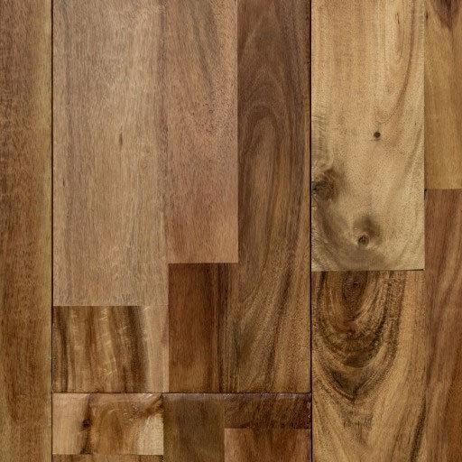 Natural Acacia Handscraped Solid Wood Flooring Part 1