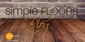 Simple Floors Portland and Flooring Blog