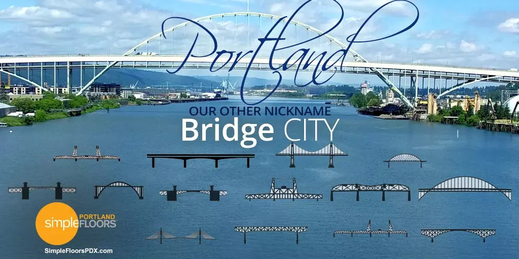 PDX is Bridge City, but why?