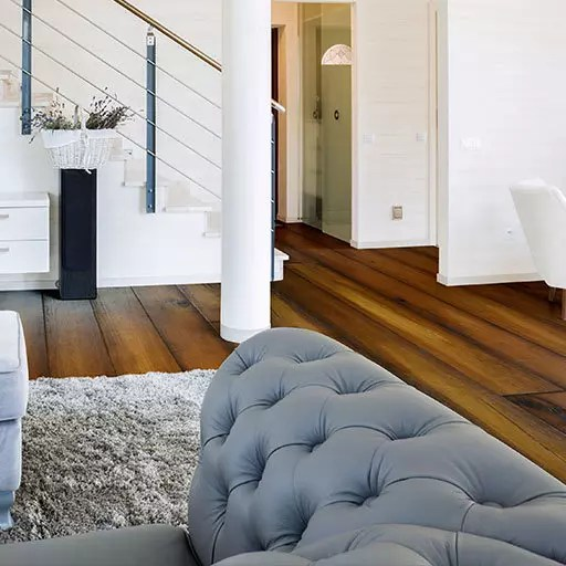 Johnson Hardwood Hefeweizen Vintage Maple Engineered Wood Floors