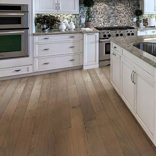 Blue Ridge – Frostburg Handscraped European Oak Engineered Wood Floor