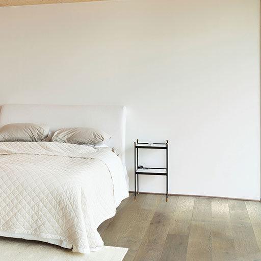 Johnson Hardwood Wire Brushed European Oak Engineered Wood Floor