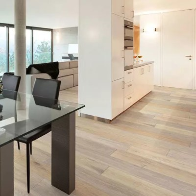 British Isles Swansea Wire Brushed European Oak Wood Flooring