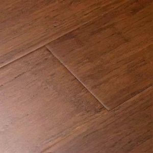 Distressed Bamboo Wood Floor