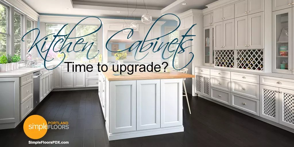 Is It Time To Upgrade Your Kitchen Cabinets?