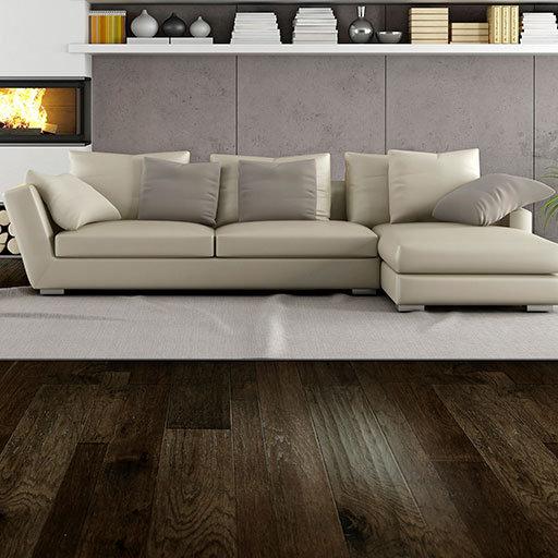 Johnson Hardwood Riviera Hickory Wood Floors