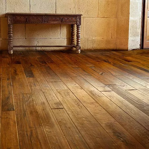 Tuscan – Palazzo Handscraped Walnut Engineered Wood Flooring
