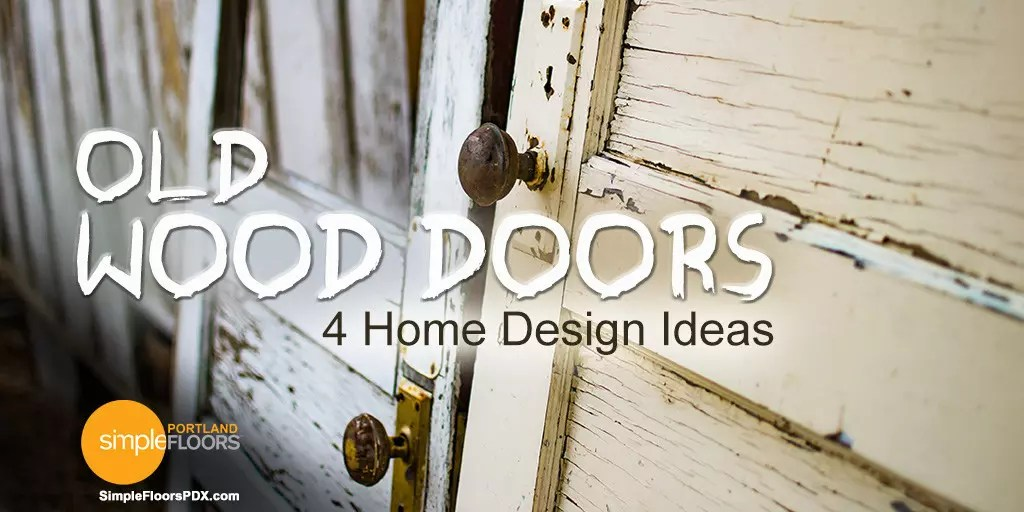 Perfect old wood door decor and home design ideas for reclaimed wood doors