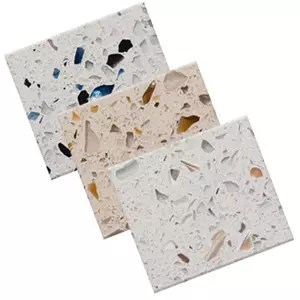 Glass countertops - Recycled materials