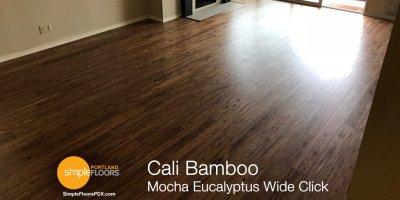 Wide Click Cali Bamboo Mocha