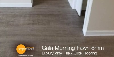 Luxury Vinyl Click Floors