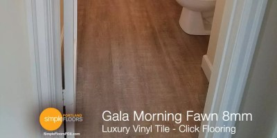 Gala Morning Fawn 8mm LVT click