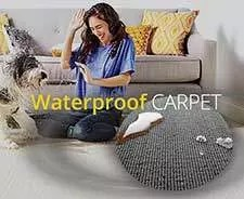 Waterproof Carpeting