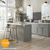 Space saving kitchen - Portland remodel