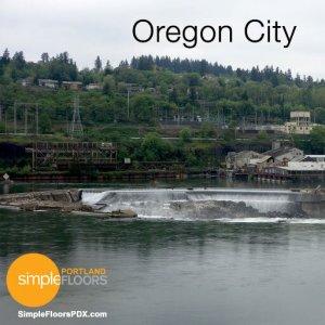 Fastest growing Portland Suburb - Oregon City