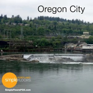 Fastest growing Portland Suburb - Oregon City