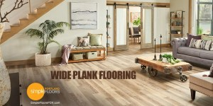 Portland wide plank floors