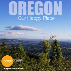 Are Oregonians Happy?