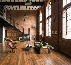 Flooring For Industrial Design