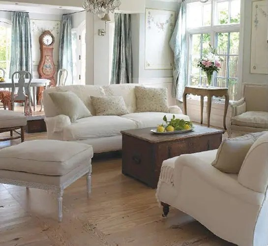 Flooring For French Country
