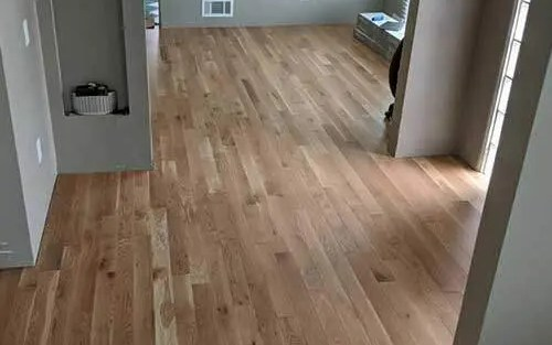 Mercier Design – White Oak Flooring Close-out