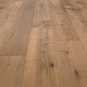 Crystal Flooring City View CN Tower - engineered hardwood European Oak