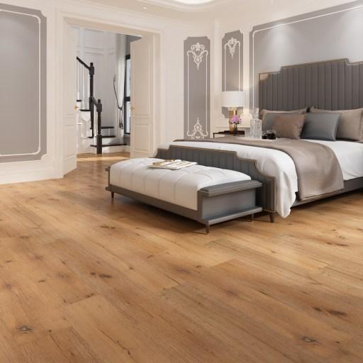 Flags over Texas - Crystal Flooring Engineered Hardwood European Oak Floor 3