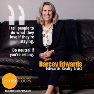 Real Estate Agent Darcey Edwards - Portland Oregon