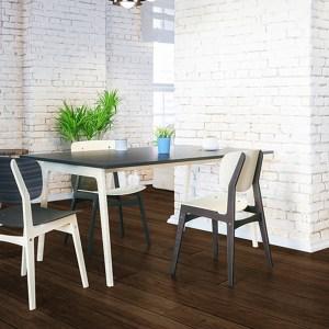 Johnson Green Mountain Swanton Maple Solid Hardwood Flooring scene