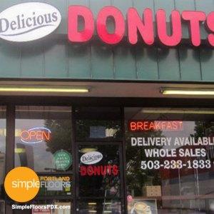 Portland - Delicious Donuts