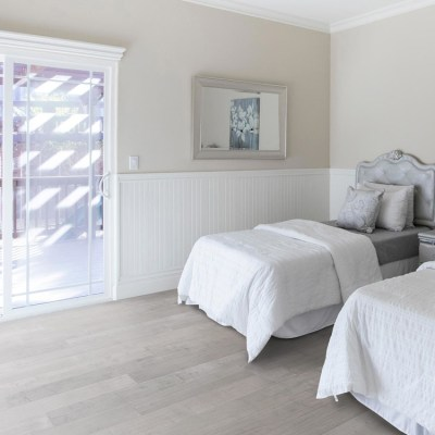 Naturally Aged Glacier Engineered Hardwood Floor - Oak