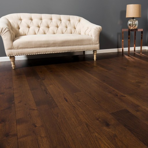 Naturally Aged Woodland Engineered Hardwood Floor - Oak
