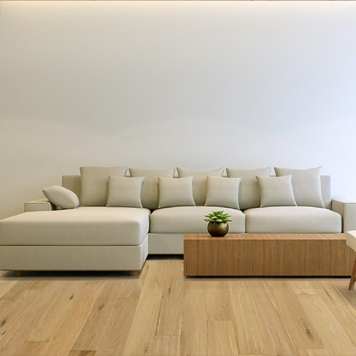 Tri West - Contempo Carolean Engineered Hardwood Floor - European White Oak