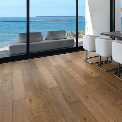 Tri West - Contempo Regency Engineered Hardwood Floor - Euro White Oak